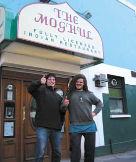 Bloomer and Keogh Investigate - International Food Tour