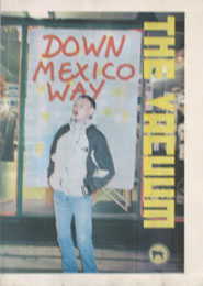 The Vacuum Issue 12 - Down Mexico Way