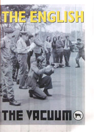 The Vacuum Issue 28 - The English